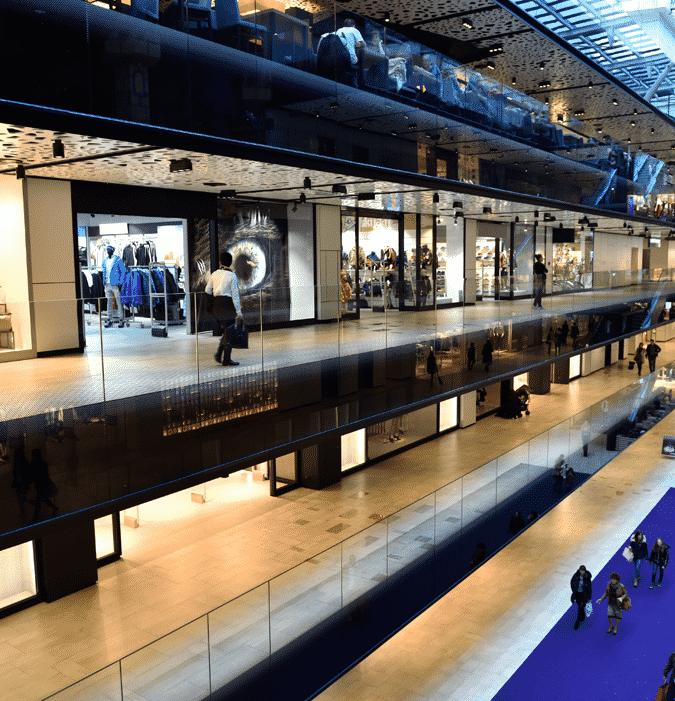 Rehabilitación integral de edificios comerciales