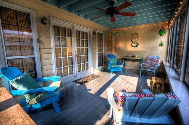 trucos para decorar tu terraza o balcón - Idealiza