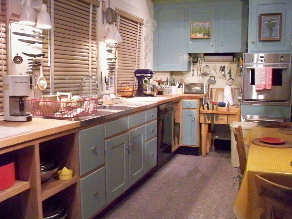 decorar la cocina con estilo vintage