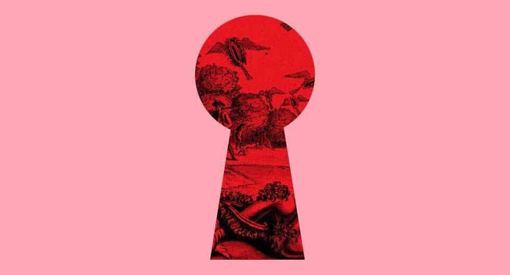 @portada de la exposición Arquitectura y sexualidad