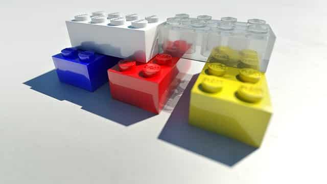 Arquitectura en estado puro: el puente Lego