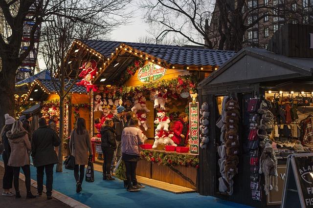 Los mejores mercadillos navideños de España, parte II