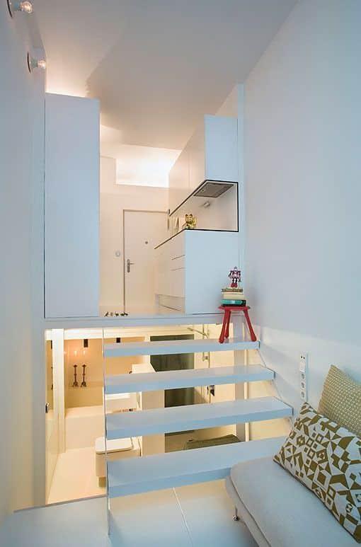 Cómo decorar un apartamento de 20 metros cuadrados