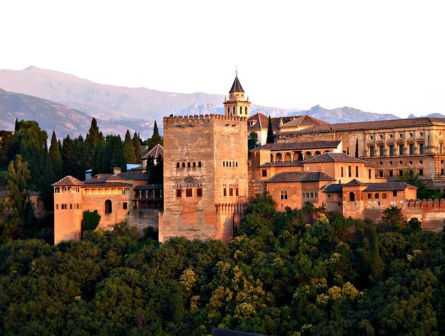 Apertura excepcional de la Torre de la Cautiva en la Alhambra de Granada durante el mes de mayo