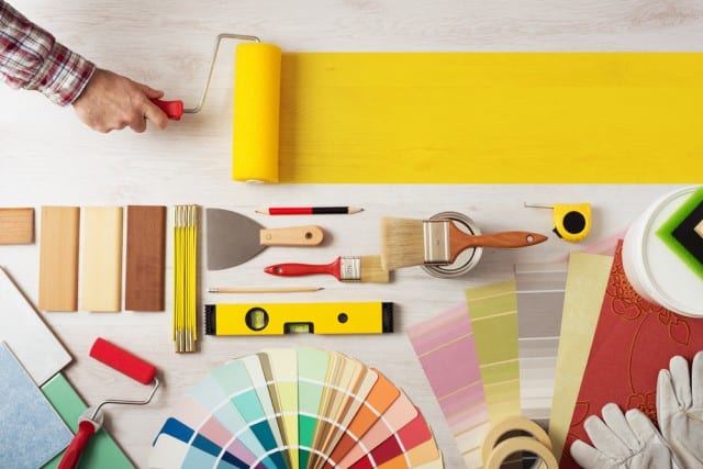 Especial decoración: cómo quitar el gotelé de las paredes, parte 1