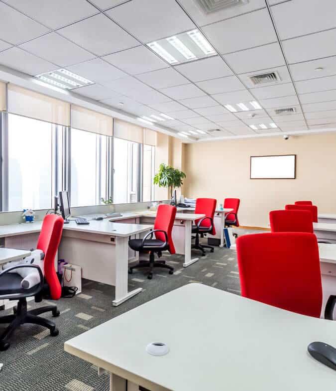 reformas integrales de oficinas