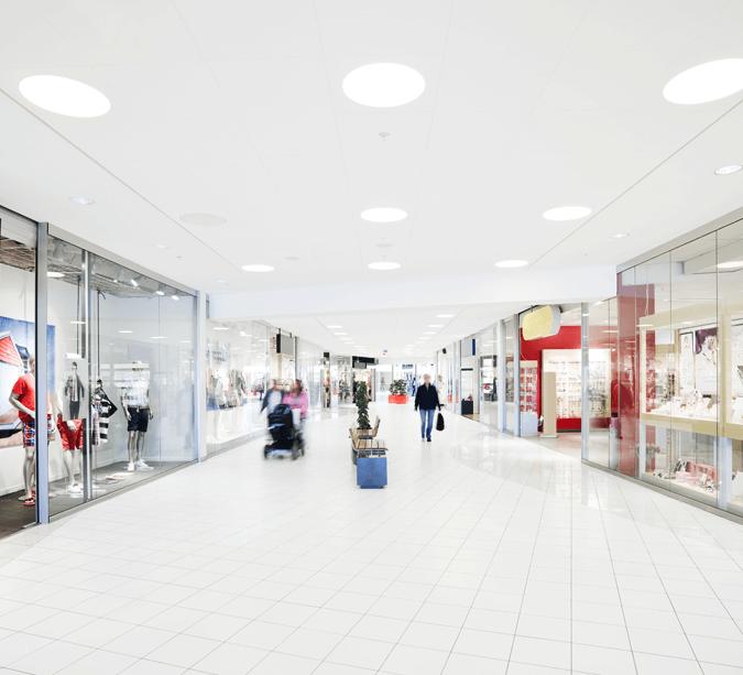 Reformas integrales de edificios comerciales