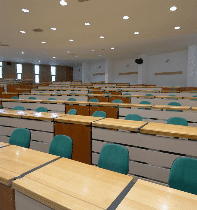 Rehabilitación integral de centros educativos