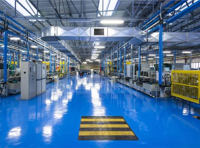 Reformas integrales de edificios industriales