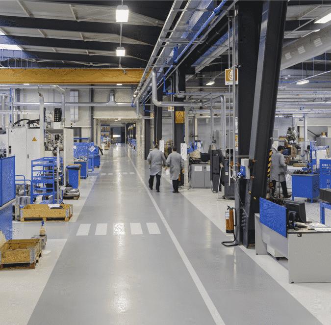 rehabilitación integral de fábricas