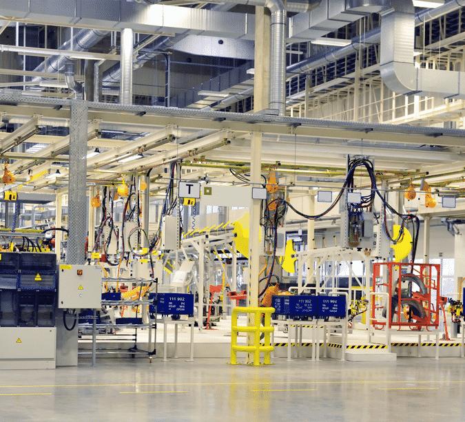 reformas integrales de fábricas
