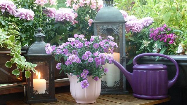 decorar terraza o balcón, los complementos