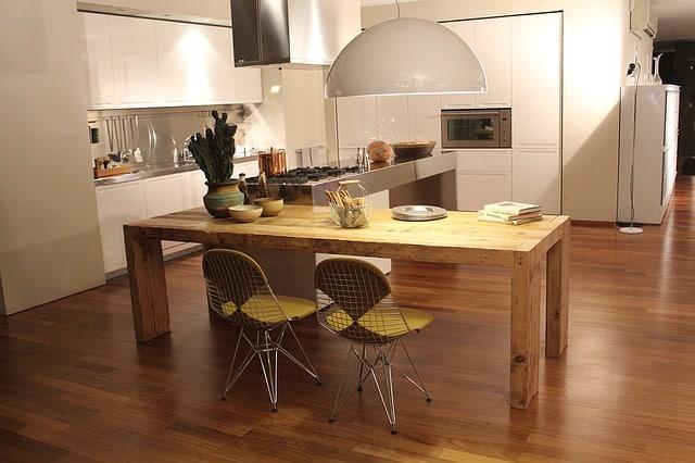 ampliar la cocina sin obras