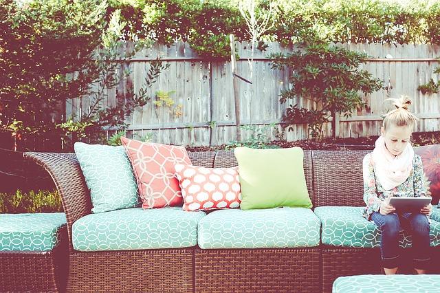 Cómo crear ambientes en tu terraza o jardín: chillout