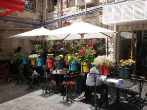 Cómo crear ambientes en tu terraza o jardín: patisserie