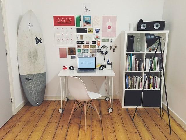 ¿Sabes cómo planificar las zonas de trabajo y juego?