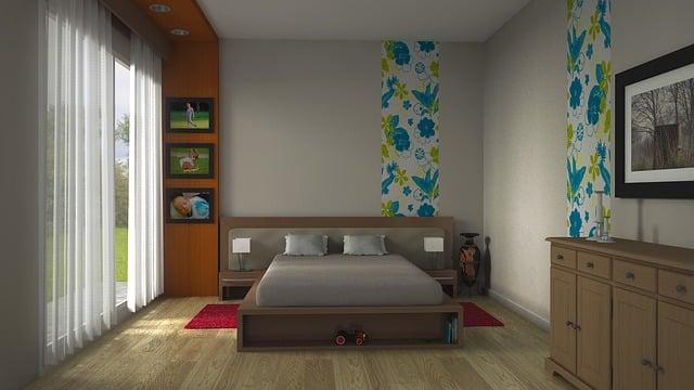Decorar espacios con papel pintado