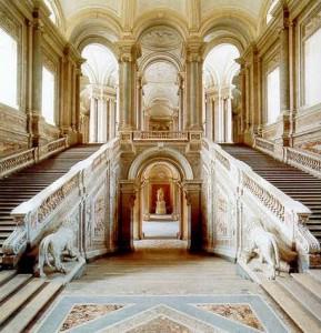 palacio casertana, italia