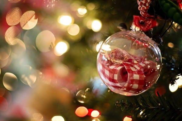 Decorar tu terraza para Navidad