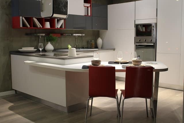 errores a la hora de diseñar cocinas