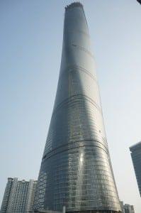 Grandes hitos de la arquitectura de 2016: la torre de Shanghái de Gensler