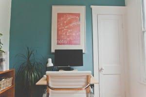 Tendencias en diseño de interior 2017: el color de las paredes