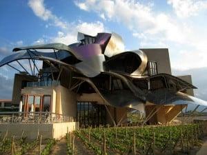 Hitos de la arquitectura española: el hotel Marqués de Riscal