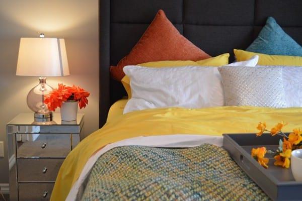 Consejos con los que decorar tu dormitorio para poder descansar