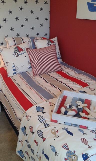 Cómo crear un dormitorio infantil con un toque vintage