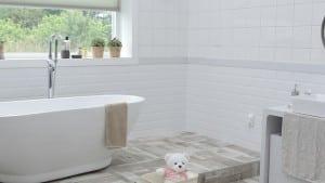 cambia el aspecto del cuarto de baño