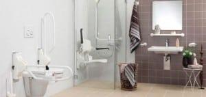Cómo adaptar el cuarto de baño para personas mayores, 2