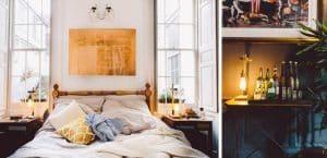 dormitorios eclécticos