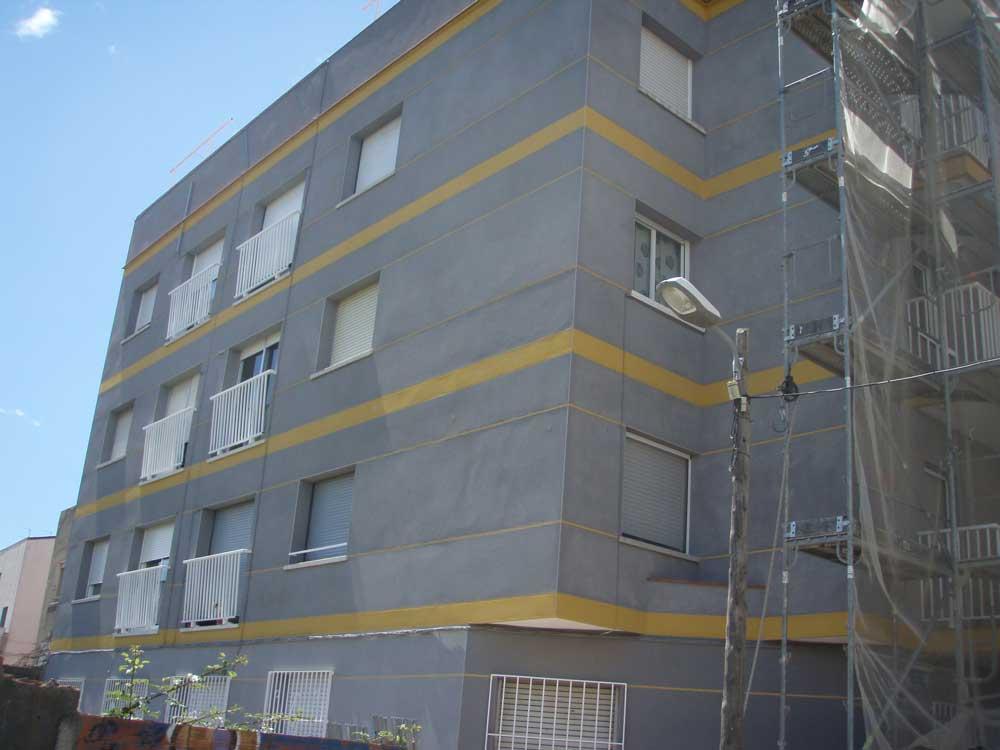 Reformas integrales de edificios de viviendas