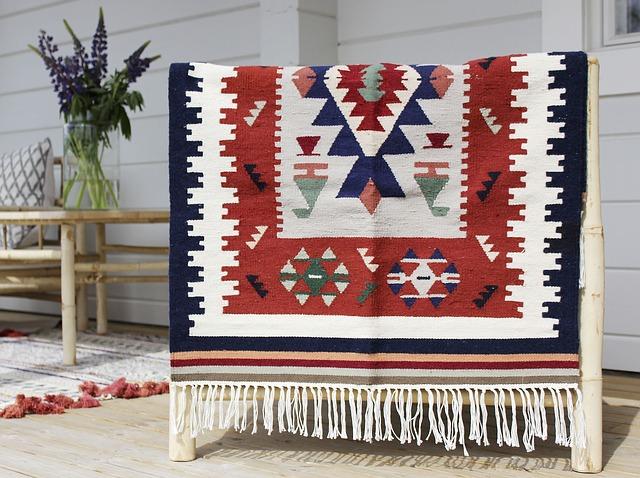 alfombras tipo kilim