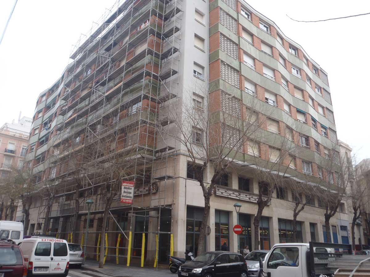 Rehabilitación integral de edificios de viviendas