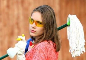 Ideas para afrontar la limpieza general de invierno