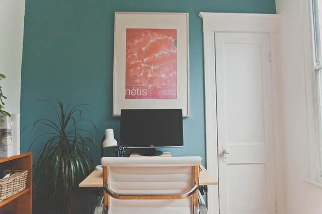Cómo conseguir que una habitación parezca más grande… por medio de la pintura