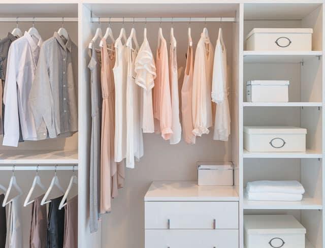 Cómo conseguir un vestidor de ensueño en una casa pequeña