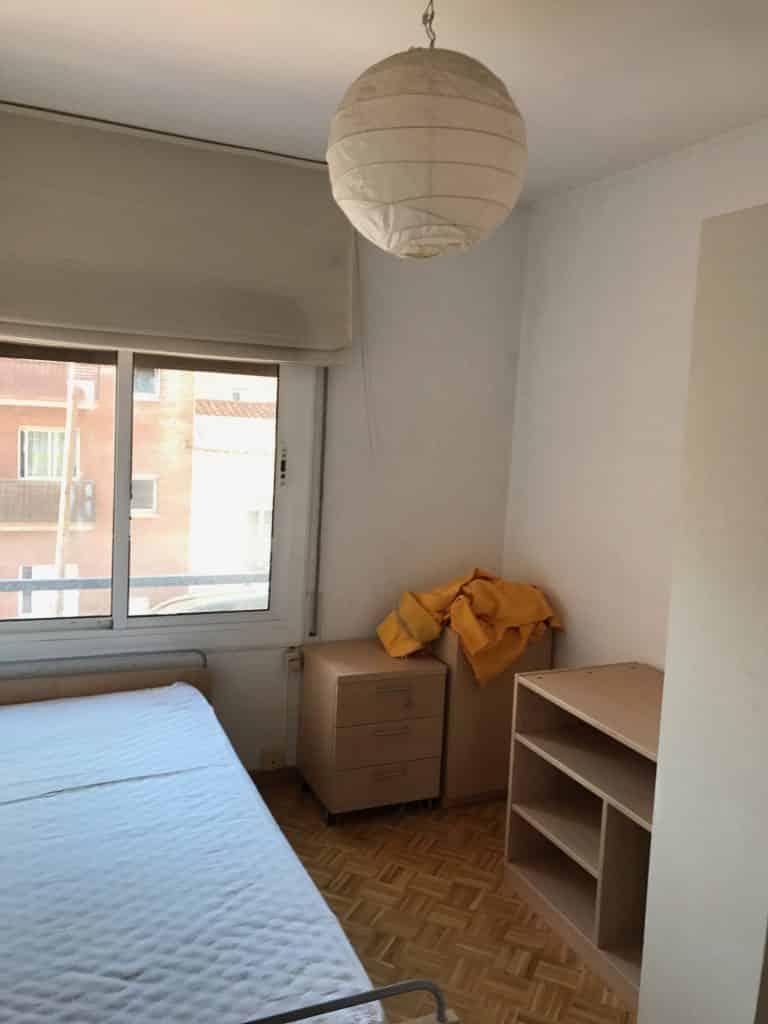 Reforma de piso en Masnou (Antes)