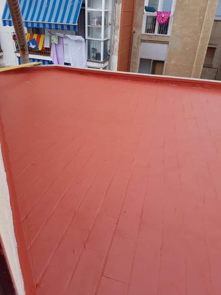 Reforma de piso en Botafoc - Eivissa (Antes) 1