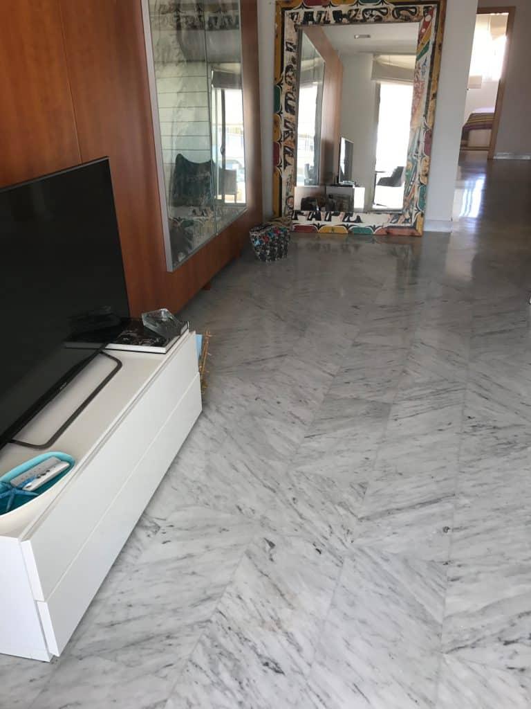 Reforma de piso en Botafoc - Eivissa (Antes) 12