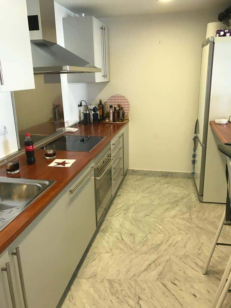 Reforma de piso en Botafoc - Eivissa (Antes) 8