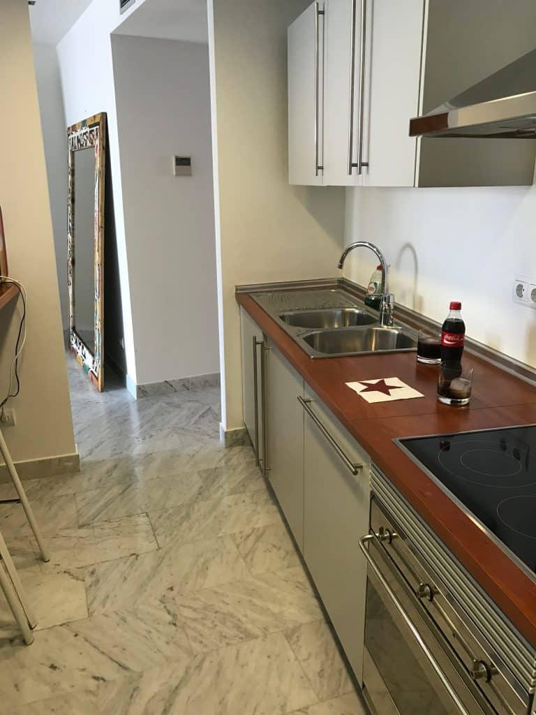 Reforma de piso en Botafoc - Eivissa (Antes) 9