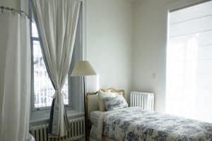 cortinas habitación