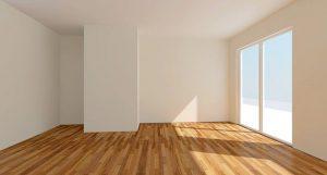 salón casa vacío