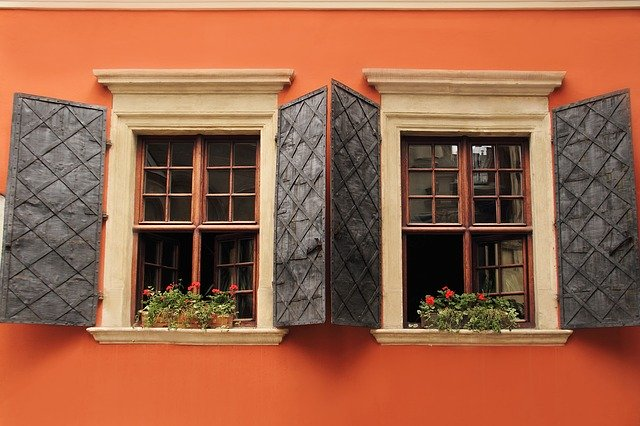 pinturas para fachadas