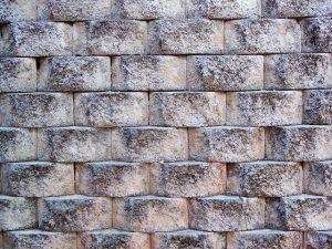 fachada de piedra