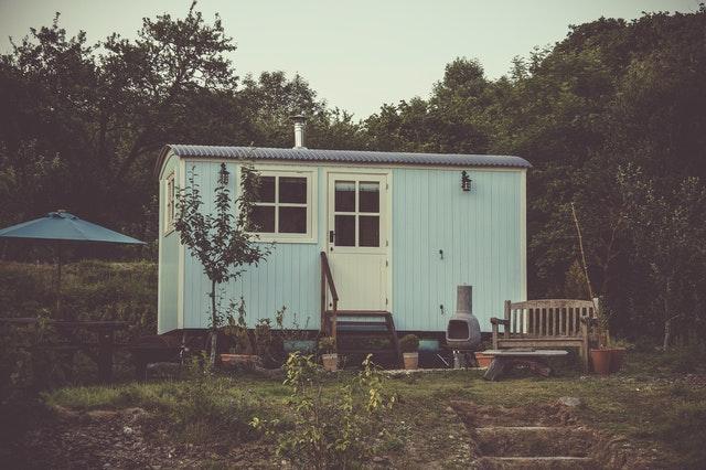 casa tipo tiny home