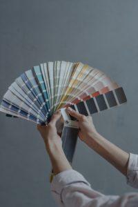 Elegir el color